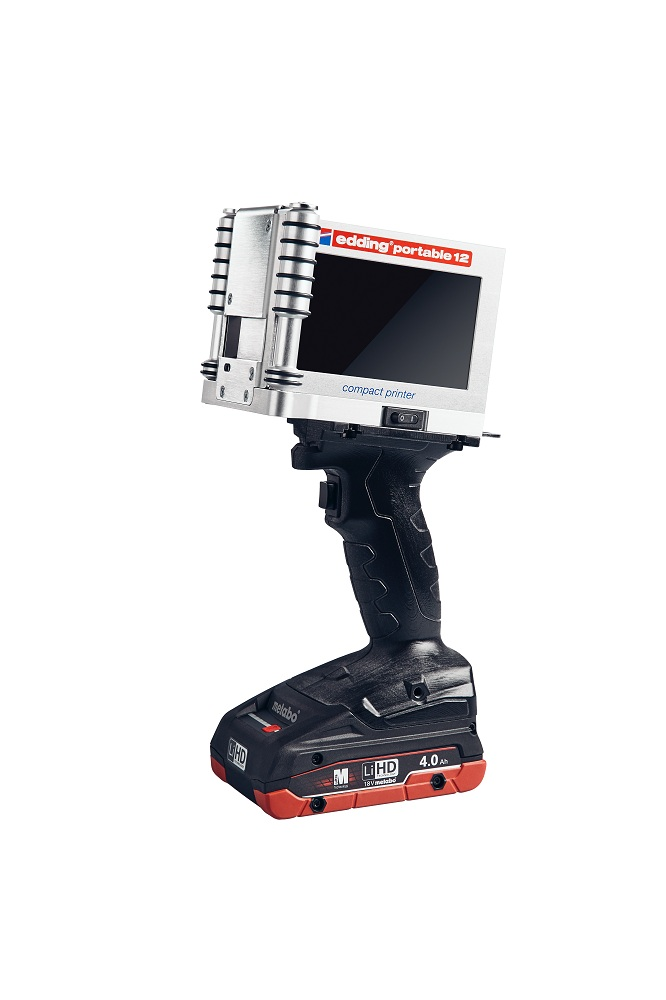Портативный термоструйный принтер edding portable 12 купить оптом    2320708.ru профессиональный дистрибьютор :: DNA GROUP